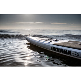 Indiana SUP 12'6 Touring Inflatable Sup Pack Basic with 3-Piece Fibre/Composite Paddle